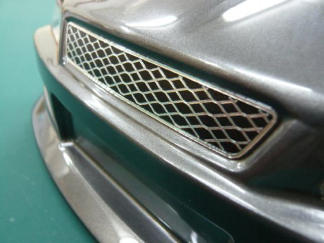 Wrap-Up Real 3D Front Grill C35 Laurel Type B (0023-04)