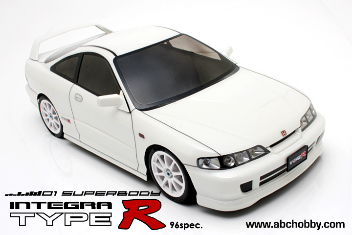ABC Honda Integra Type R 96 Spec