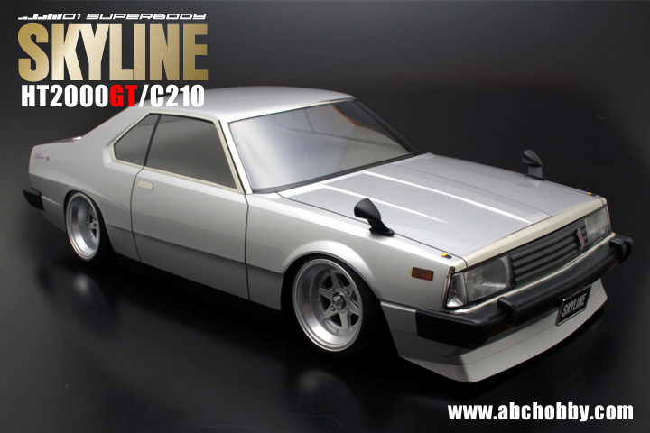 ABC Skyline HT2000/C210