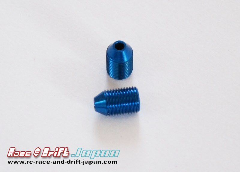 Yokomo R12 Aluminium Set Screw (R12-10LIS)