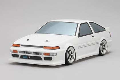 Yokomo AE86 Street Version (SD-AE86BS)