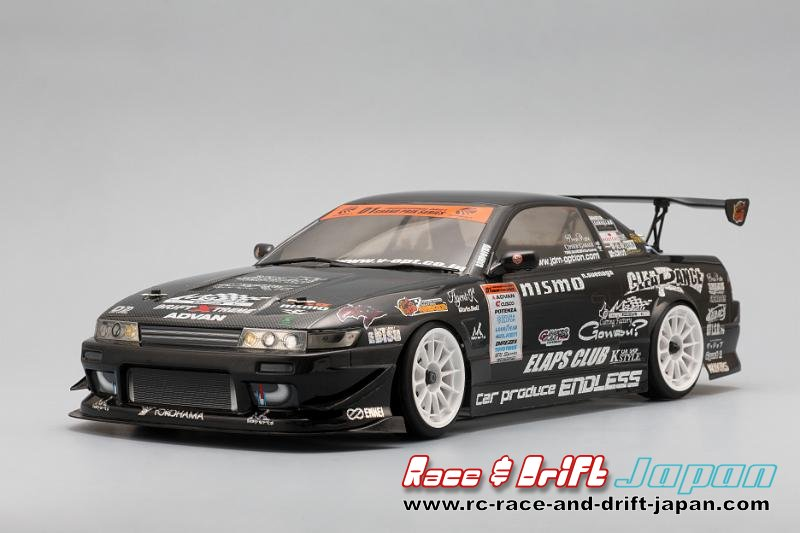 Yokomo Extreme S13 Silvia (SD-PS13BS)