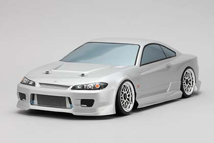 Yokomo Silvia Street Version (SD-S15BS)