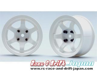 Yokomo Rays Volk Racing TE-37 (4mm Offset)