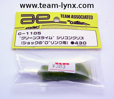 C-1105 Green Slime Grease (for O ring)