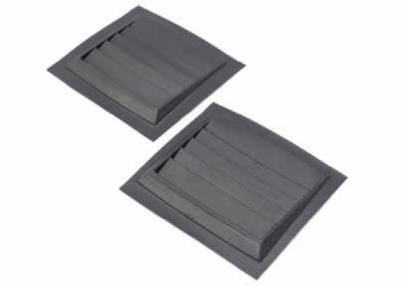 RC Art URAS Aero Bonnet Duct (ART6034)