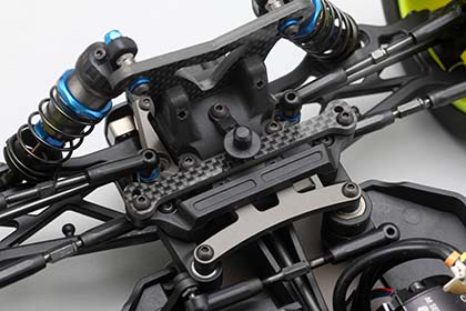 Yokomo B-Max4 III Graphite Center Link Support (B4-200SS)