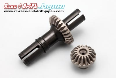 Yokomo FCD Solid Axle Set Rear 1.5 (D-048)