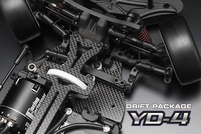 Yokomo YD-4 Kit (DP-YD4) - Click Image to Close