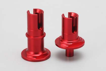 Yokomo DRB Aluminium Solid Axle Red (for FCD 1.5) (DRR-50215)