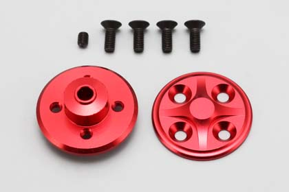 Yokomo Spur Gear Hub Red (DRR-630)