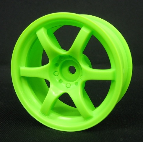Mikuni Gram Lights 57D Neon Green 7mm (DW-427GR)