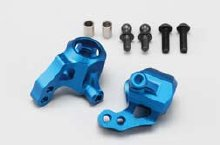 Yokomo Knuckle for Lower Caster Block Blue (IB-415)