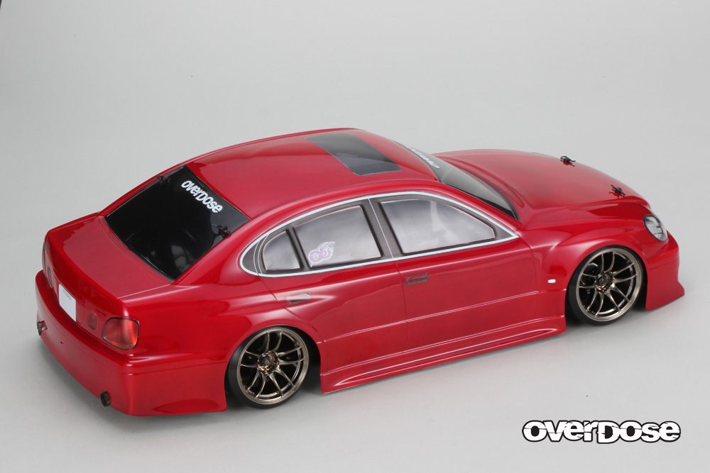 Overdose Toyota JZS161 Aristo Sessions Version (OD1070)