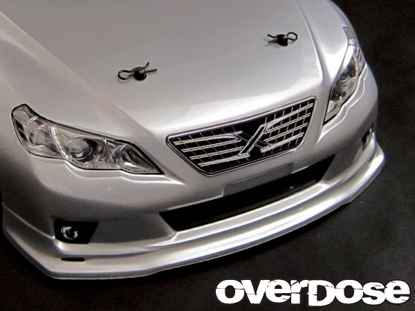 Overdose 3D Decals for Mark X (OD1140)