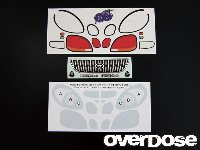 Overdose 3D Decals for Aristo (OD1157)