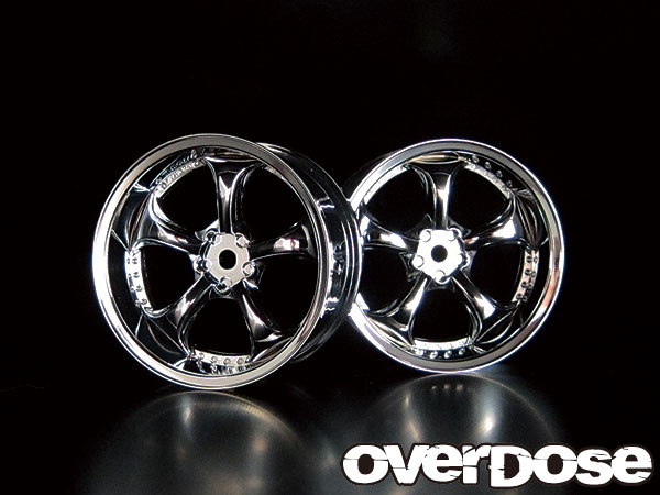 Overdose Work VS KF 3mm Chrome (OD1791)