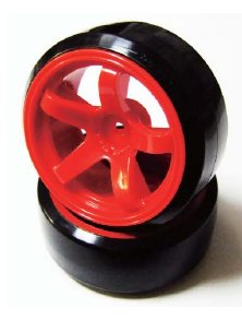 Speed Works N-Model Red 5mm (OUW-0305R)