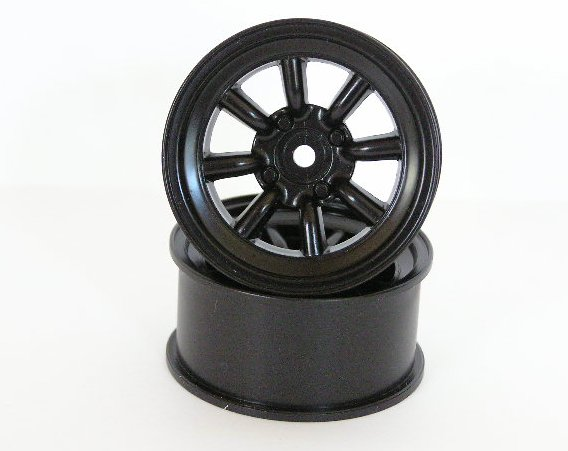 Speed Works RS Watanabe Black 10mm (OUW-0410BK)