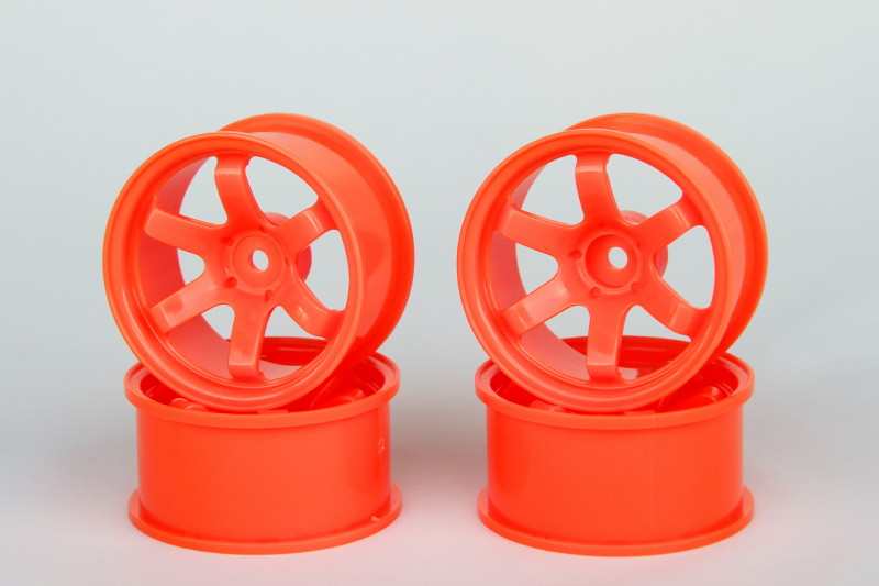 Pal Slide Master 37R 7mm Neon Orange