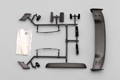 Yokomo Accessory Set D-MAX Diversion ADVAN ONE-VIA (SD-DM13W)