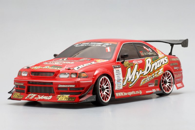 Yokomo Team22 FNATZ JZX100 Mark II (SD-SDSA)