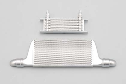 Yokomo Intercooler/Oil Cooler Set (SD-ACR)
