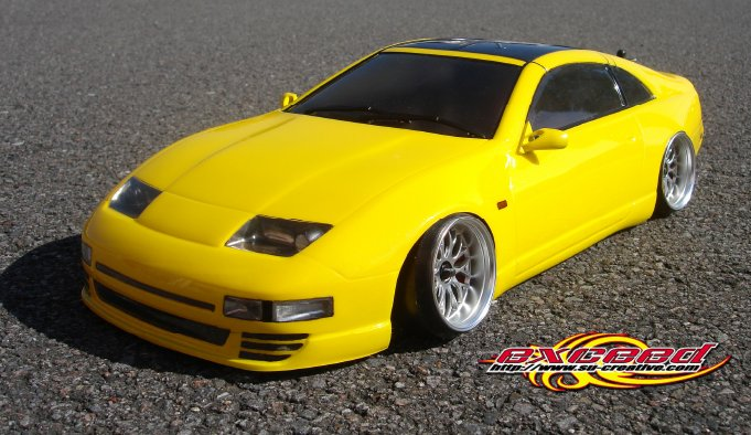 Exceed Nissan Fairlady Z32