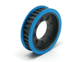 Square VDF Aluminium Rear Diff Pulley 30T (SVD-330)