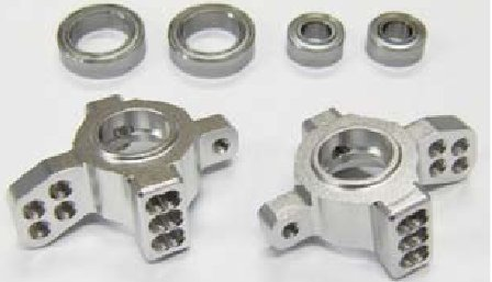 Top Line Smart Knuckle Silver (TP-09SI)