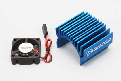 Yokomo Heat Sink with Fan Large (YM-HCFLA)