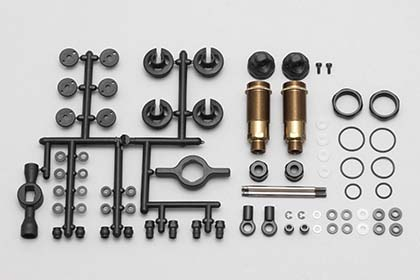 Yokomo YZ-2 X33 Shock Set Rear (Z2-S1L)