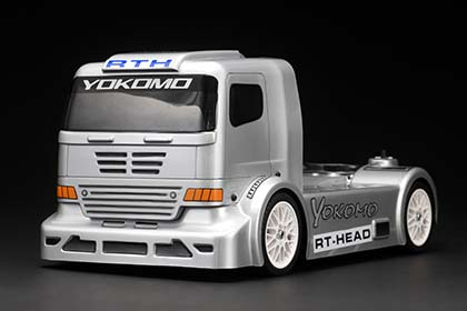 Yokomo Racing Truck Body (ZR-RTHB)
